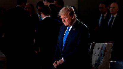 Trump gaat met gestrekt been in op techbedrijven