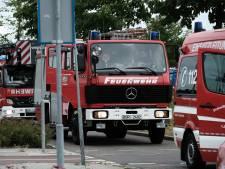 Brandweer en feuerwehr samen in internationale kazerne