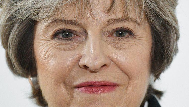 De Britse premier Theresa May Beeld anp