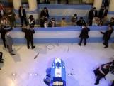 Duizenden Argentijnen nemen emotioneel afscheid van Diego Maradona
