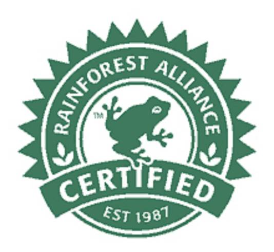 Rainforest Alliance, een keurmerk voor o.a. cacao