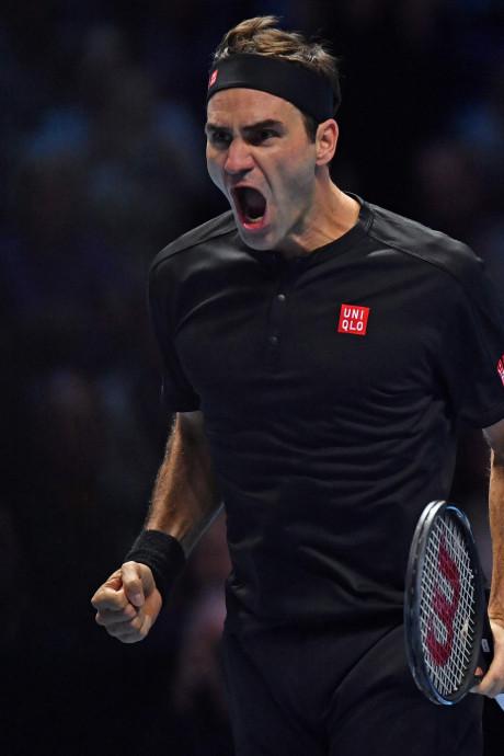 Un Federer impérial prend sa revanche face à Djokovic