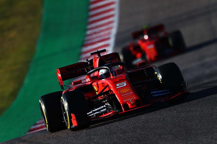 Retour en grâce pour Ferrari?