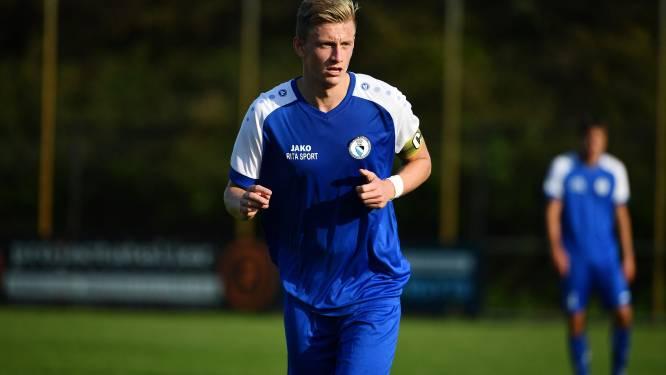 """Yannis Augustynen (Rupel Boom) over oproep van aanvoerders uit eerste nationale: """"We wíllen voetballen, maar niet ten koste van alles en iedereen"""""""