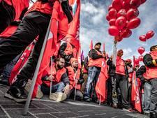 Vakbonden nog niet klaar met Jumbo