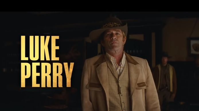 """Luke Perry dans """"Once Upon a Time... in Hollywood""""."""