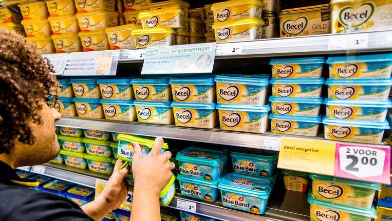 Gemiddeld kopen we jaarlijks voor 19 euro boter. Beeld Marco de Swart / ANP