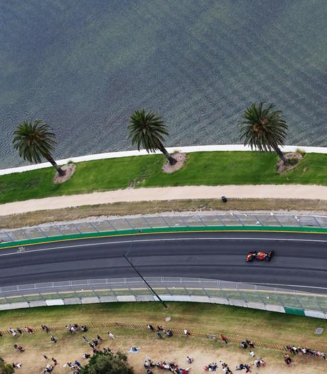 VIDEO: Verstappen rijdt naar vijfde plek in kwalificatie Melbourne
