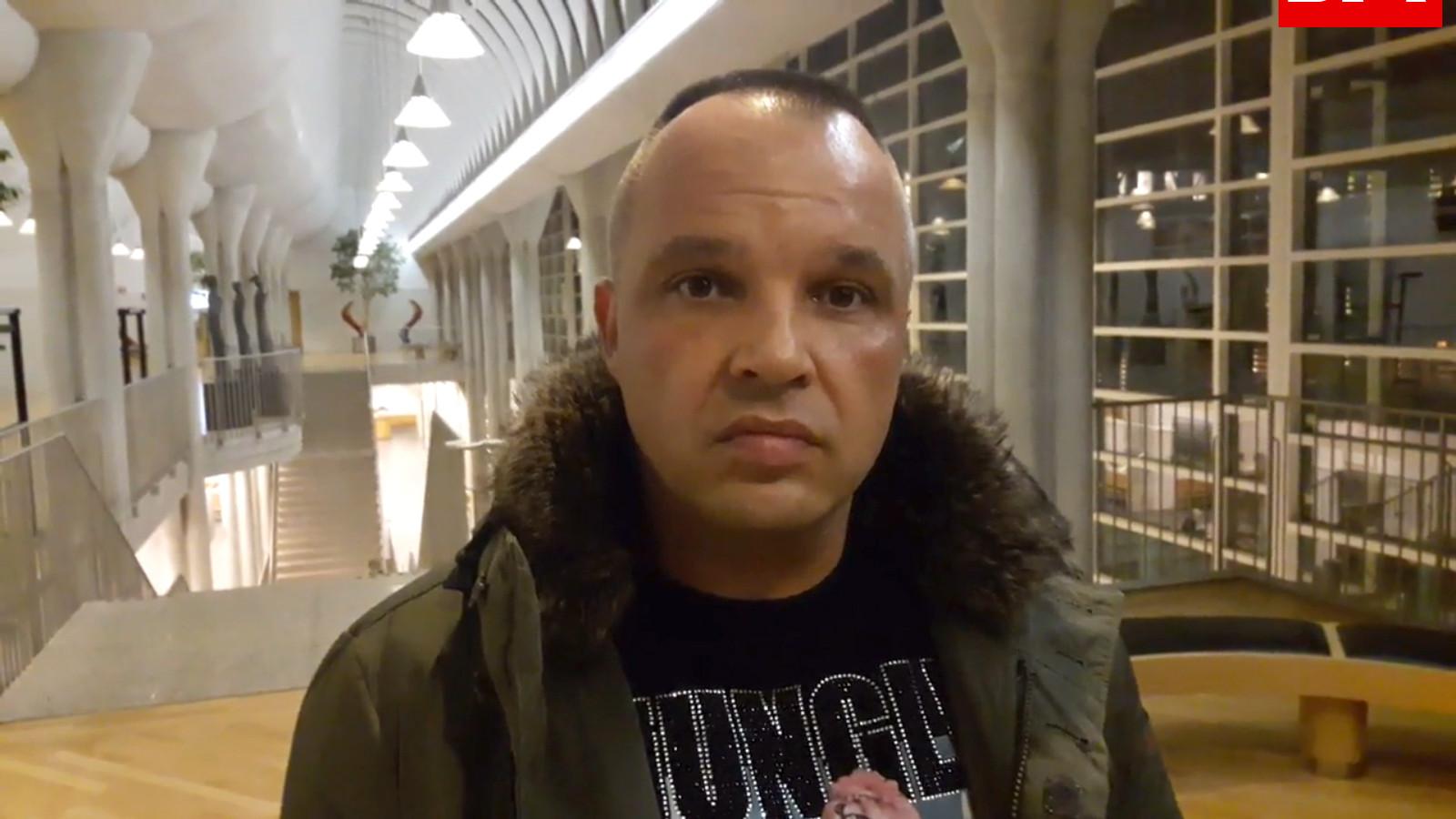 Corin Denis (38), de Tilburgse captain van motorclub No Surrender, moet volgens justitie vier jaar de cel in voor het leiden van een criminele drugsorganisatie.