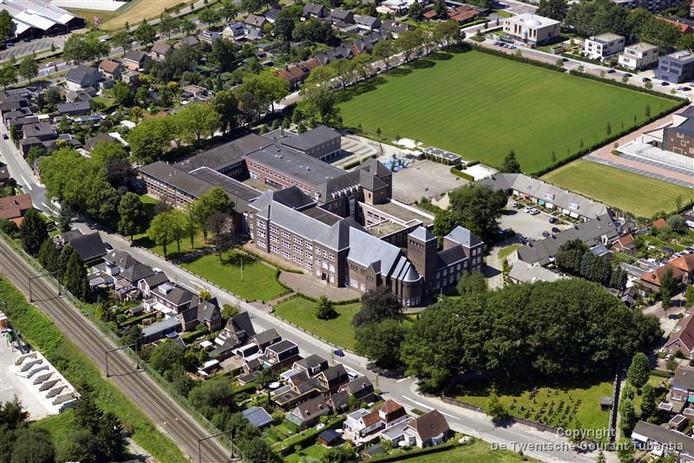 Het Twents Carmel College, locatie Lyceumstraat