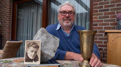 73 jaar na Lucien Stormes executie:  zoon neemt kassei Parijs-Roubaix in ontvangst