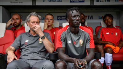 "De trainer in Mbaye Leye: ""Werken voor Preud'homme is de ideale leerschool"""