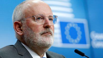 """Frans Timmermans: """"Oost-Europese landen hebben mij geblokkeerd"""""""