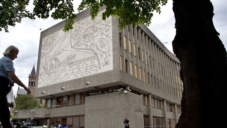 Overheidsgebouwen in Oslo.
