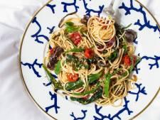 Op zoek naar de 'umami-ejaculatie' in de spaghetti van Vjeze Fur
