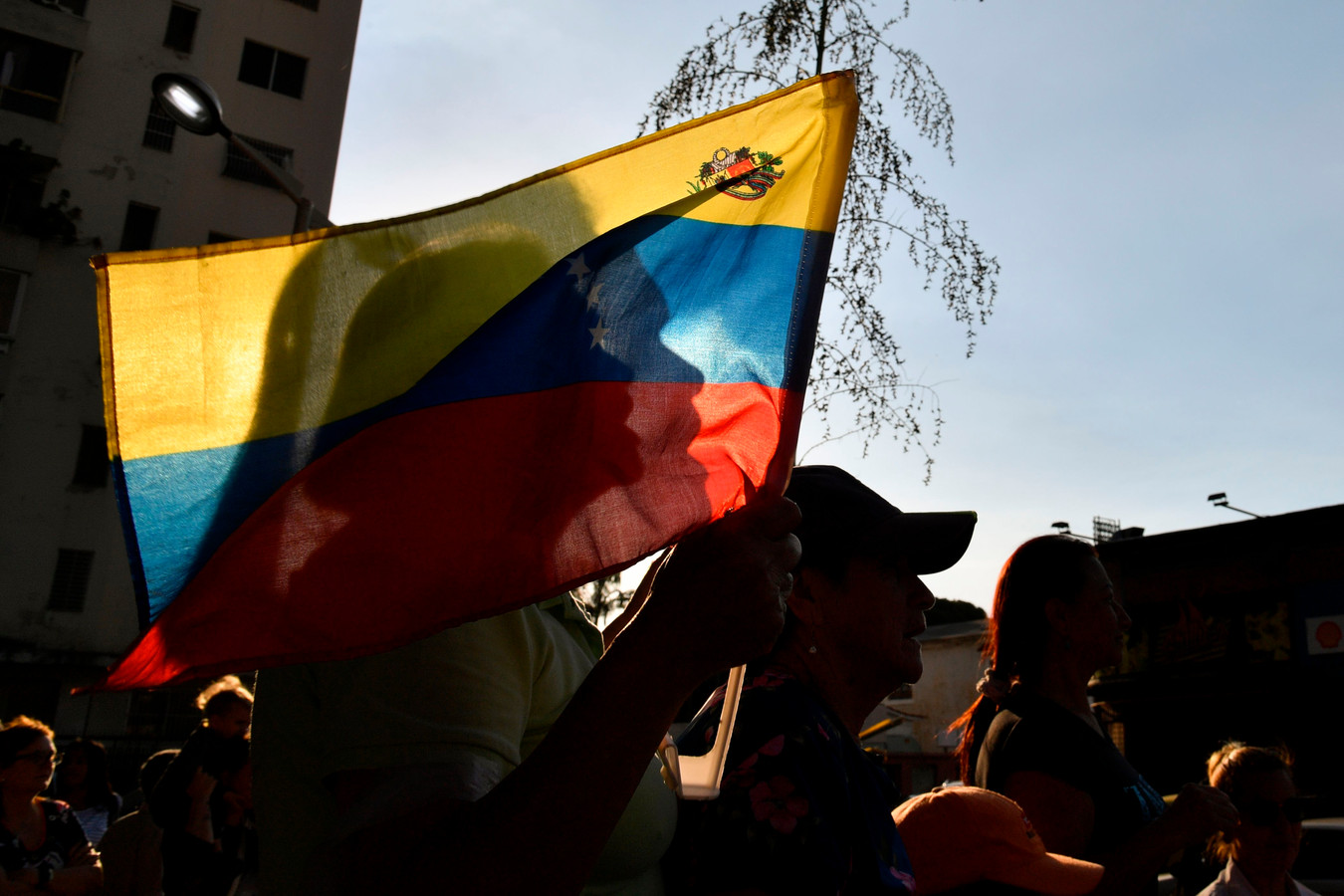 Door de humanitaire crisis in Venezuela ontvluchten velen het land over zee.