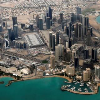Saoedi-Arabië wil Qatar isoleren door er een eiland van te maken