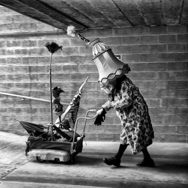 Een van de foto's van Marieke Van Der Velden.