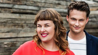 """Dorothee Dauwe is meter van Q-collega Maarten Vancoillie zijn dochter: """"Samen met Ella naar een K3-show, daar kijk ik nu al naar uit"""""""