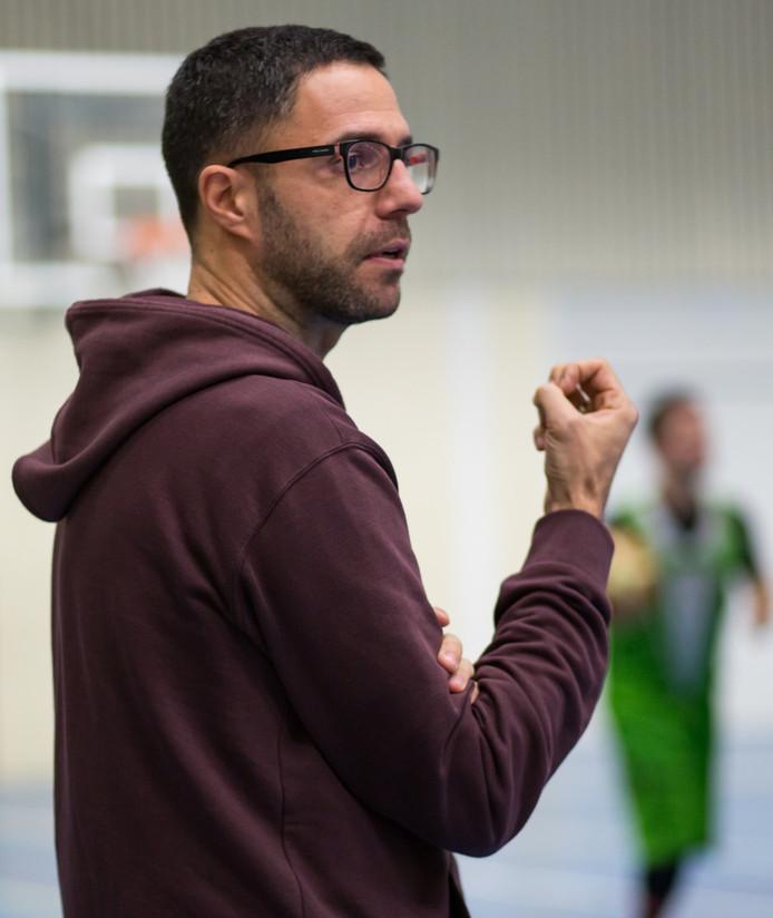Tantalus-coach Francesco Pizzocolo.