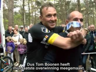 """Sagan, Gilbert & co bedanken Boonen bij onze videoman: """"Thanks Tom!"""""""