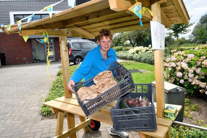 Chantal van Engelen hoopt dat de dief zich snel meldt.