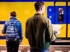 Tot morgenochtend minder treinen tussen Utrecht en Amsterdam