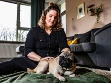 Hedy is de eerste Deventer masseuse voor trouwe viervoeters: 'Ik leeg de stressemmer van de hond'