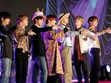 Populaire K-popboyband BTS verwikkeld in politiek spel: Chinese fans zijn razend