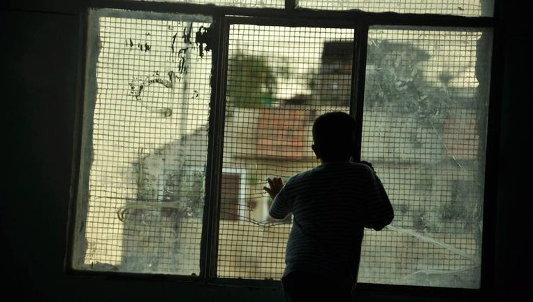 Beeld uit de documentaire Houses Without Doors van Avo Kaprealians Beeld -