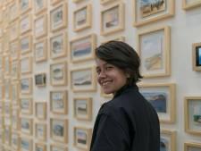 Eerste Esbeekse artist in residence zwaait uit met eindexpo en onthulling muurschildering