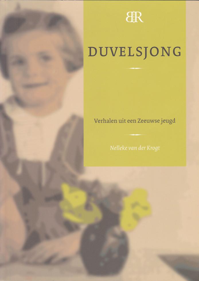 cover Duvelsjong Nelleke van der Krogt 2011