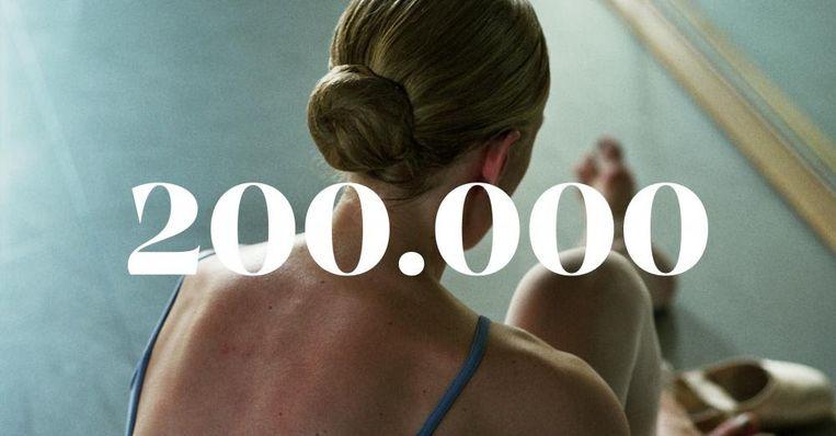 Al 200.000 Belgen zagen de film 'Girl.'