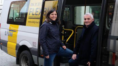 """Flexbus rijdt zeker tot eind 2021 door Klein-Brabant: """"Proefperiode was groot succes, aantal reizigers steeg met tienvoud van ons doel"""""""