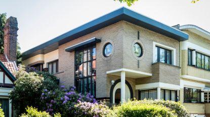 BINNENKIJKEN: een prachtig staaltje art-deco in Deurne