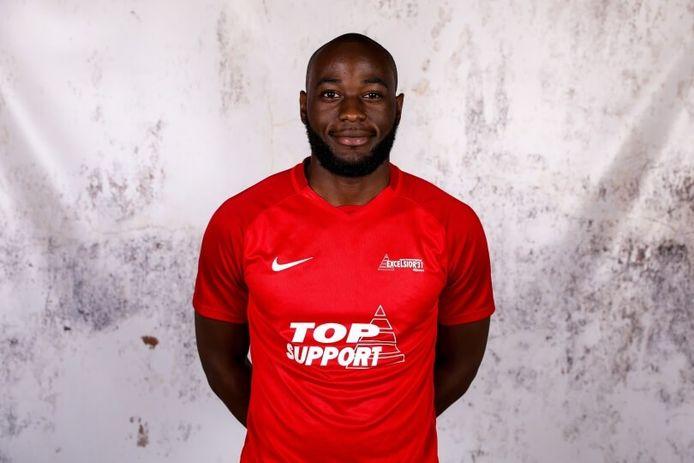 Walter Dias Nzasi: drie goals voor Excelsior'31
