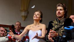 """Peter Sagan en Katarina uit elkaar: """"Verder als goede vrienden"""""""