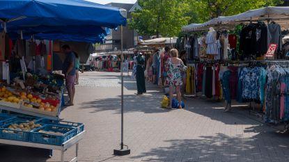 Opnieuw openbare markten in Wetteren, Merelbeke, Melle, Laarne en Oosterzele
