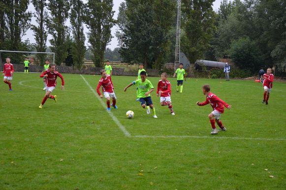 FC Greenfield Shenzhen zakte met vier teams af naar Doorslaar.