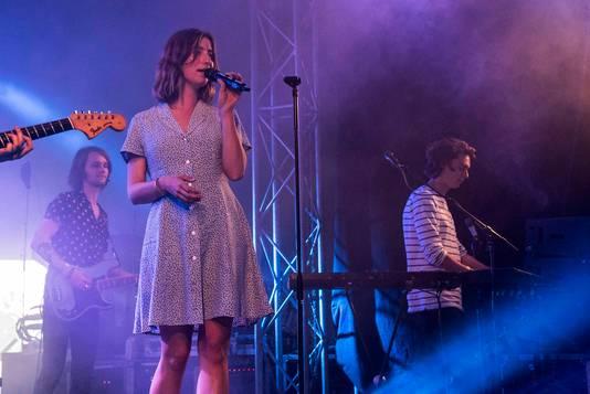 Optreden van Rondé.