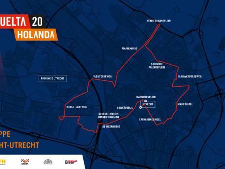 LIVE: Ploegentijdrit Vuelta niet onder de Domtoren door, start en finish bij de Jaarbeurs