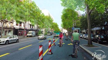 Parijse regio investeert versneld 300 miljoen euro voor 650 kilometer aan bredere 'coronafietspaden'