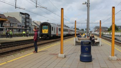 Werken station Aalter: eerst twee jaar aan perrons, pas vanaf 2022 aan parkeergebouw en omgeving