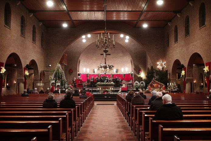 De H. Pancratiuskerk in Albergen.