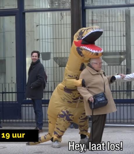 Zoo Antwerpen woest op StukTV, YouTubers vallen bejaarden lastig: 'Laat los, stoppen!'