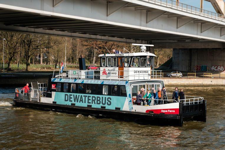De Antwerpse Waterbus.