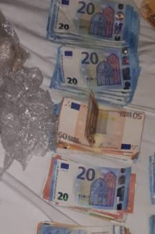 Tienduizend euro en halve kilo heroïne gevonden bij gast Art Hotel Rotterdam