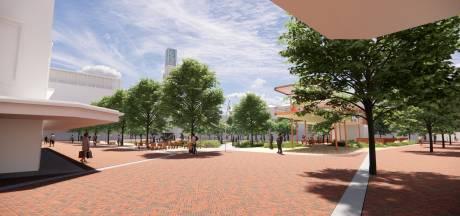 Architect Hengeloos marktplein: 'Maak een kunsthal in het ABN-pand'