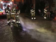 Rustige jaarwisseling voor brandweer in Flevoland