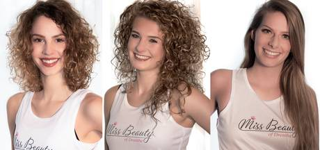 Dani, Simone en Fiona in de race voor Miss Beauty Drenthe